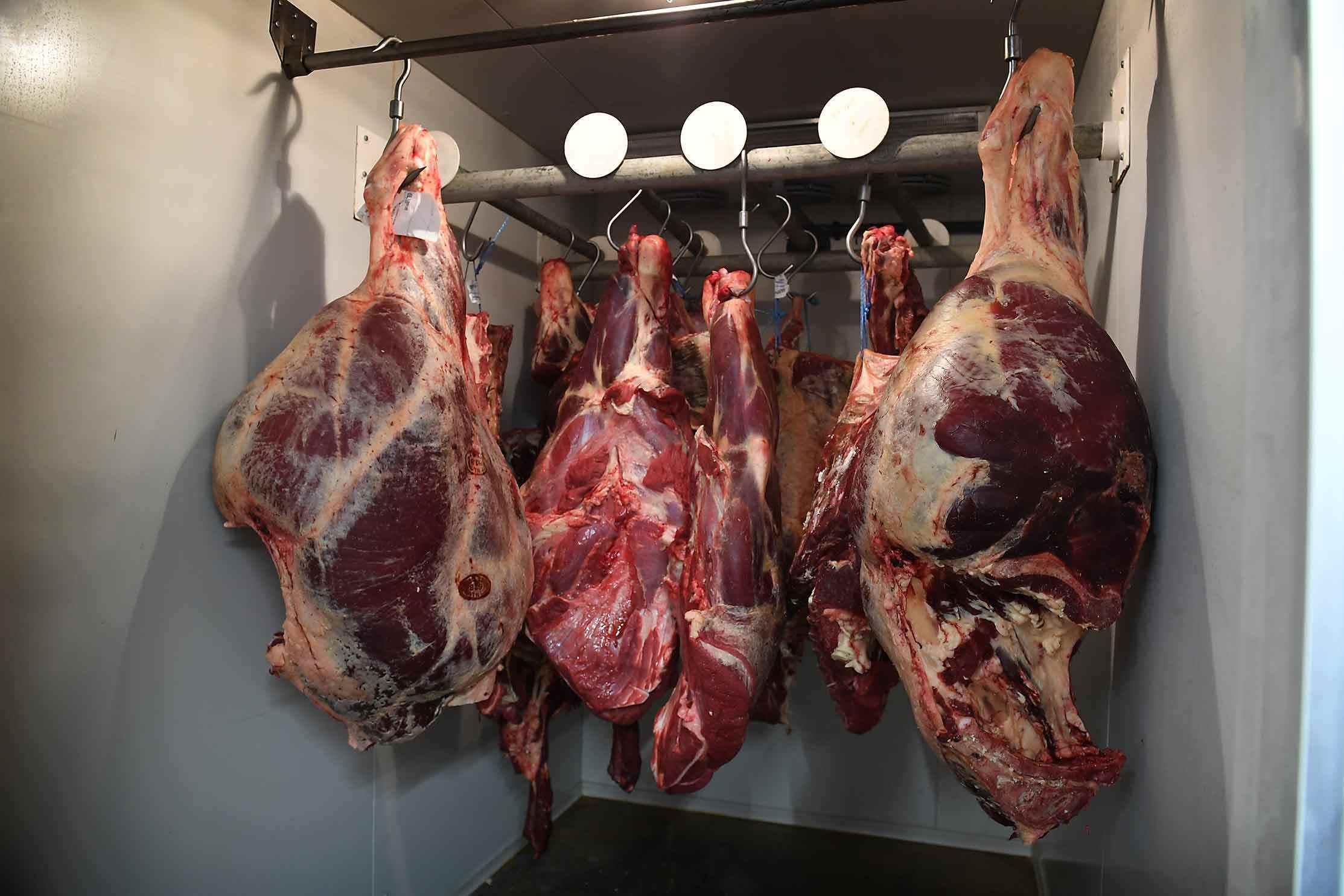 Vers vlees van de boer